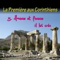 La Première aux Corinthiens - 5. Homme et femme, il les créa