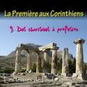 La Première aux Corinthiens - 9. Des charismes à profusion [ 1 Co 12 et 14 ]