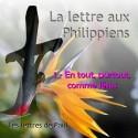 La lettre aux Philippiens - 1. En tout, partout, comme Jésus [ Ph 1,1-2,18 ]