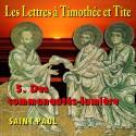 Les lettres à Timothée et Tite - 5. Des communautés-lumière