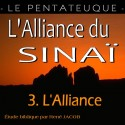 L'Alliance du Sinaï - 3. L'Alliance [ Ex 24 et 34 ]