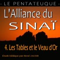 L'Alliance du Sinaï - 4. Les Tables et le Veau d'Or [ Ex 32 ]