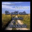 Sophonie - Un petit reste, humble et modeste