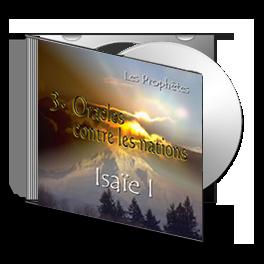 Isaïe I, sur CD - 3. Les oracles contre les nations