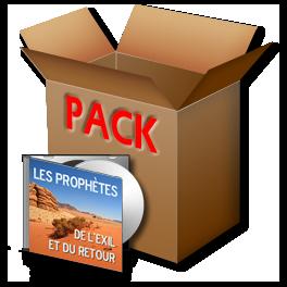 Les Prophètes de l'Exil et du Retour, sur CD