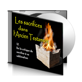 Les Sacrifices, sur CD - 12. De la critique du sacrifice à sa sublimation