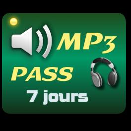 Jean, Pass 7 jours | 1. Introduction