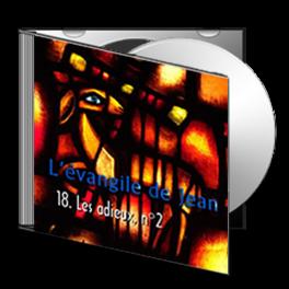 Jean, sur CD - 18. Les adieux, n° 2