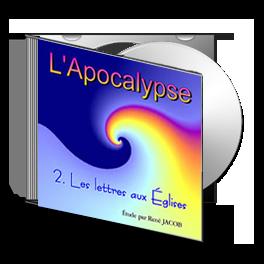 L'Apocalypse, sur CD - 2. Les lettres aux Églises