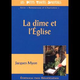 La dîme et l'Église, de Jacques Myon