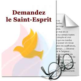 Demandez le Saint-Esprit