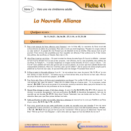 41 - La Nouvelle Alliance