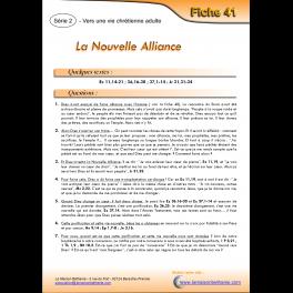 41 - La Nouvelle Alliance
