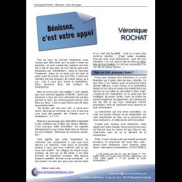 Véronique ROCHAT - Bénissez, c'est votre appel