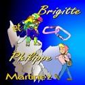 Philippe et Brigitte MARTINEZ - Brigitte et Philippe