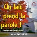 Yves BOGAERT - Un laïc... Remettre la rencontre de Jésus au centre de tout